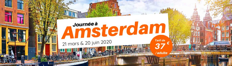 Journée à Amsterdam